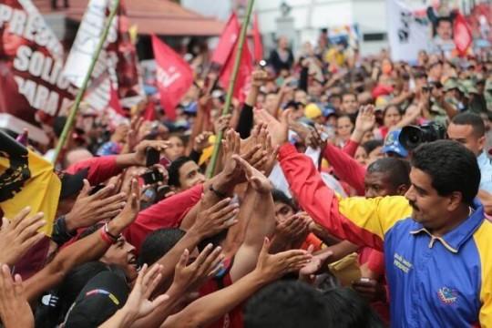 Presidente Nicolás Maduro