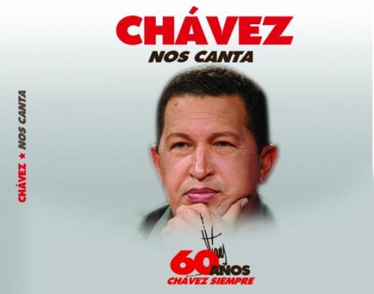Chávez nos canta